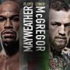 Floyd Mayweather Jr. vs. Conor McGregor Boxing