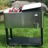 Portable cooler carts sell well in the market